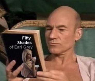 Star Trek Fifty Shades of Earl Grey
