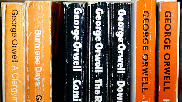 GeorgeOrwell-books