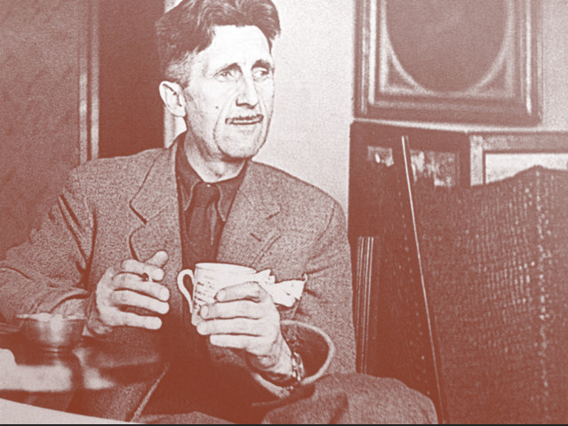 GeorgeOrwell-tea
