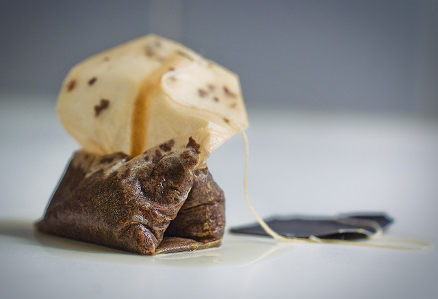 Teabag by Anders Adermark