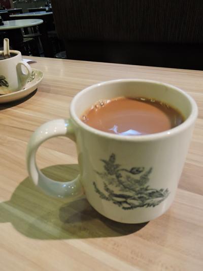 yuanyang at Wang Cafe