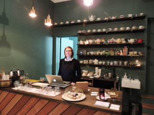 Scarlet Killaly Porcelain Tea Parlour Carlton VIC