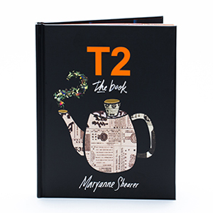 T2 the book Maryanne Shearer