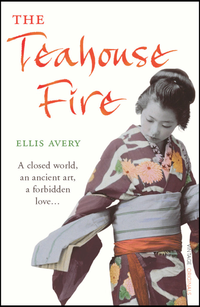 The Teahouse Fire Ellis Avery