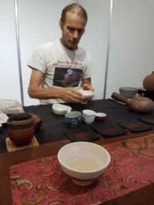 Kent Steedman, Tian He Teahouse