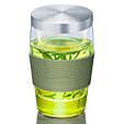 Samadoyo tea cup glass infuser
