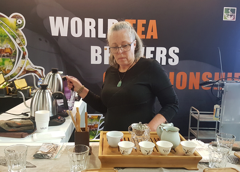 WTBC Day 1: Tania Stacey Cuppa Cha