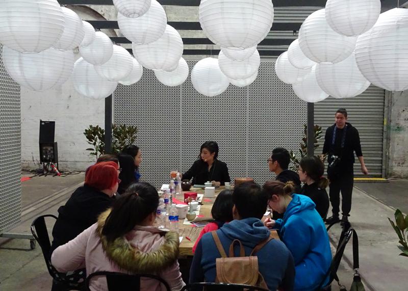 Cathy Zhang's Tea of Wuyi Mountain masterclass