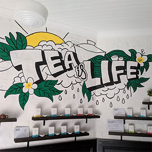 Tea Angle Enmore Sydney